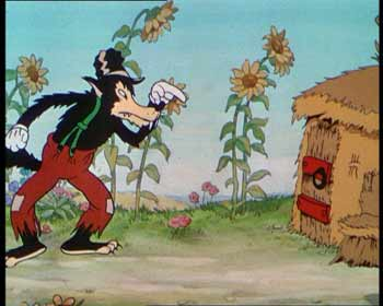 Walt disney contes et l gendes volume 5 les trois petits cochons film dvd dvdcritiques - Dessin anime les 3 petit cochons ...