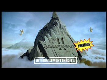 Les 11 commandements collector film dvd dvdcritiques for 11 commandements piscine