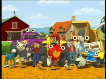 Tracteur tom magie la ferme film dvd dvdcritiques - Le tracteur tom ...