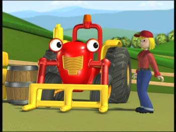 Tractor tom la grande journ e du sport film dvd - Jeux de tracteur tom ...
