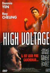 High Voltage affiche