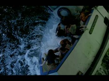naufrage terreur sur la tamise