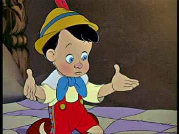 Pinocchio film dvd dvdcritiques - Poisson rouge pinocchio ...