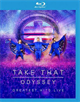 Take That Odyssey Greatest Hits Live
