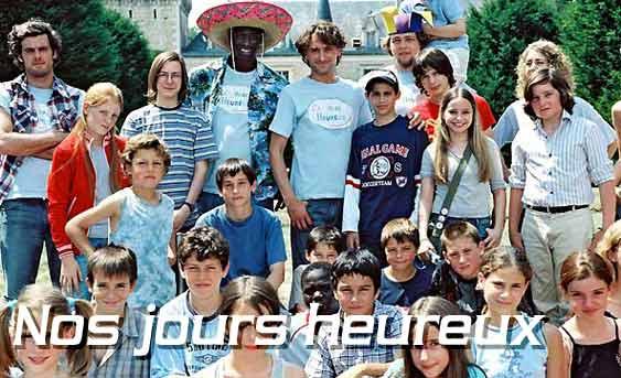 Nos jours heureux film 2006 france dvdcritiques for Cuisinier nos jours heureux