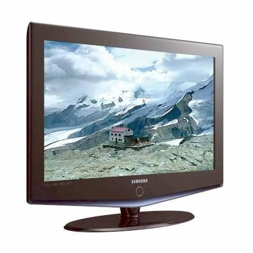 test du t l viseur lcd samsung le32r74bd une dalle bigrement efficace actu. Black Bedroom Furniture Sets. Home Design Ideas