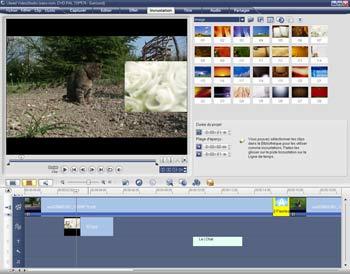 العملاق Ulead VideoStudio 11 plus + نسخة 2009+ الاضافات كاملة + شرح+ روابط مباشرة pic1.jpg