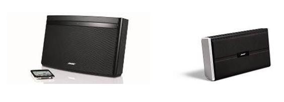 soundlink air soundlink ii deux nouvelles enceintes. Black Bedroom Furniture Sets. Home Design Ideas