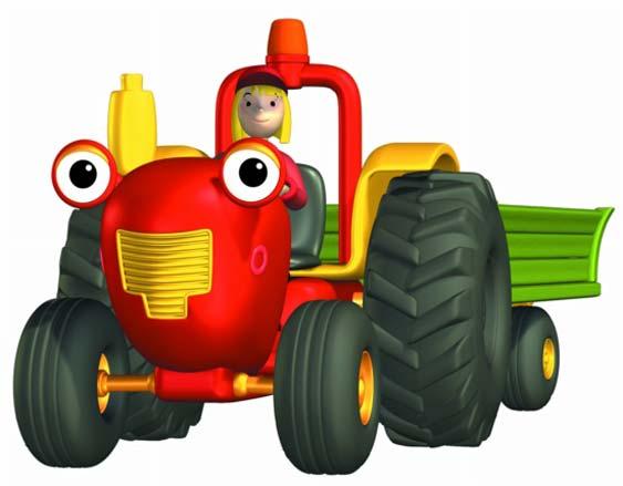 Partez en campagne avec tracteur tom actu - Jeux de tracteur tom ...