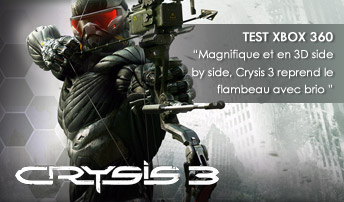 Crysis 3 : l'action pure en jungle urbaine et en 3D